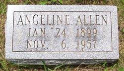 Janey Angeline <i>White</i> Allen