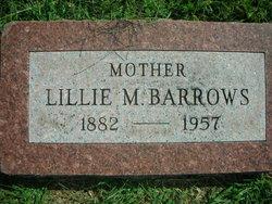 Lillie Maude <i>Morrison</i> Barrows