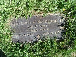 Lawrence M. Backlund