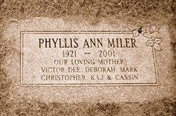 Phyllis Ann Ann <i>Miler</i> Lofgreen Jacquart