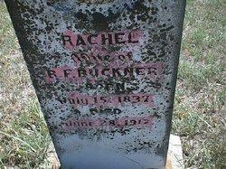 Rachel Belle <i>Kenderdine</i> Buckner