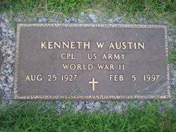 Kenneth Wilbur Austin