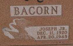 Joseph Bacorn, Jr