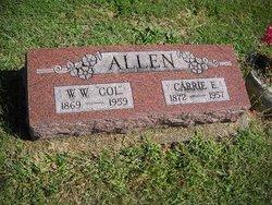 Carrie Ellen <i>Stearns</i> Allen