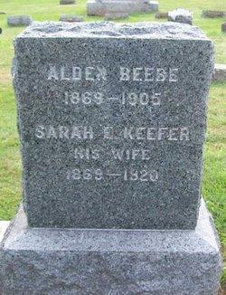 Sarah E. <i>Keefer</i> Beebe