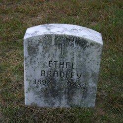 Ethel Mary <i>Weller</i> Bradley