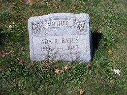 Ada R <i>Bingman</i> Bates
