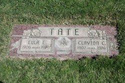 Eula Ethel <i>Gentry</i> Tate