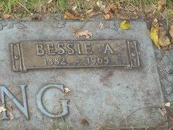 Bessie Agnes <i>Henderson</i> Blessing