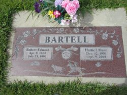 Hattie Irene <i>Hunt</i> Bartell
