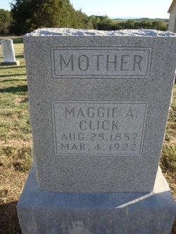 Margaret A. Maggie <i>Humbert</i> Click