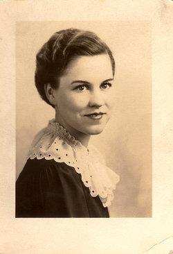Edna Aileen <i>Brown</i> Cox