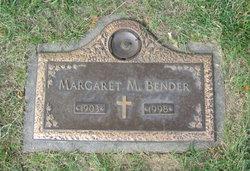 Margaret M. <i>McAleer</i> Bender
