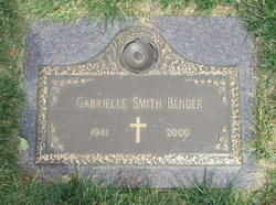 Gabrielle Watts Gay <i>Smith</i> Bender