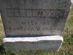 Caroline <i>Coolidge</i> Babson