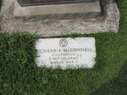 Richard F. Dick McConnell