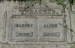 Alice <i>Ramsey</i> Thrasher