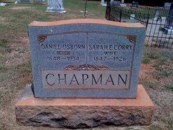 Sarah E <i>Corry</i> Chapman