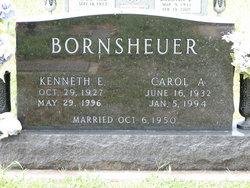 Carol Ann <i>Bennett</i> Bornsheuer