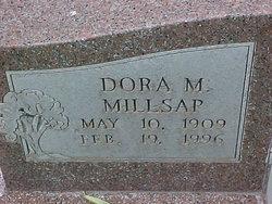 Dora May <i>Millsap</i> McGill