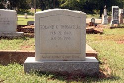 Roland C Thomas, Jr