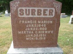 Francis Marion Surber