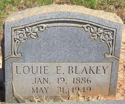 Louie E. Blakey