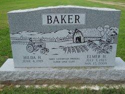 Elmer H Baker