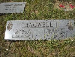 Thelma <i>Cauble</i> Bagwell