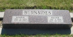 Wesley Wayne Burnsides