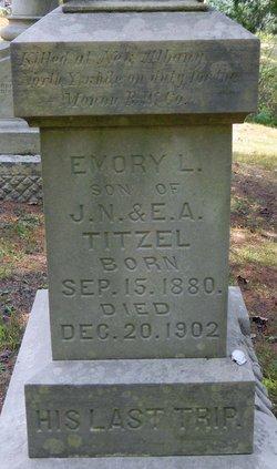 Emory L Titzel