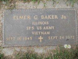 Elmer G Baker, Jr