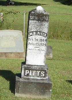 William Robert Pitts
