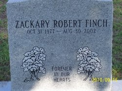 Zackary Robert Finch