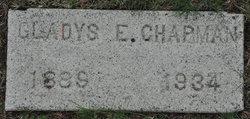 Gladys Eva <i>Mosher</i> Chapman
