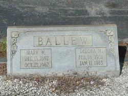 Delora M Ballew