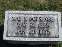 May Viola <i>Gerberich</i> Boeshore