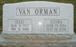 Elvira <i>Smith</i> Van Orman