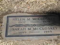 Sarah M. McCloskey