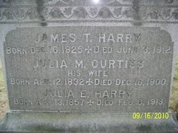 Julia M <i>Curtiss</i> Harry