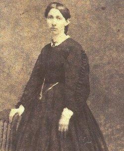 Mary Elizabeth Mollie <i>Heflebower</i> Cooper