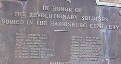 John Brooks Revolutionary War Memorial