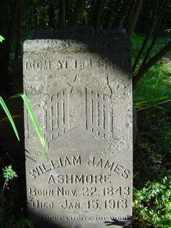 William James Ashmore