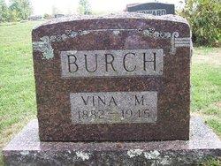 Vina Milinda <i>Hargis</i> Burch