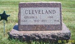 Pvt Addison Stanley Cleveland