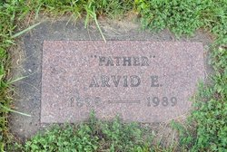Arvid Eugene Bong