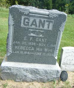 Rebecca <i>Hawkins</i> Gant