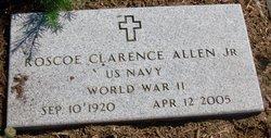 Roscoe Clarence Allen, Jr