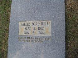 Sallie <i>Ford</i> Bell