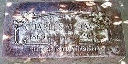 Charles M Davis